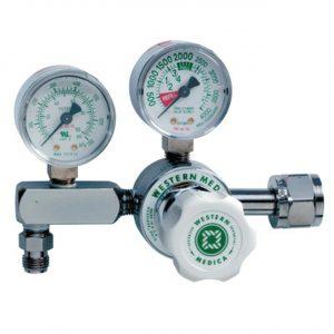 Western M1-540-PG Oxygen Regulator 50 psi Medical