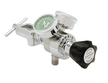 Harris 301-OX 15CB-870 Oxygen Single Stage 0-15 LPM Flow Control Regulator