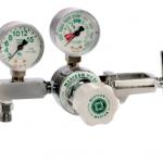 western-medical-oxygen-flow-control-regulator-mr-870-15fg-single-stage-preset-2-15-lpm
