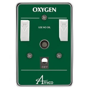 Amico Medical Vacuum Console Outlet