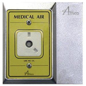 Amico Medical Vacuum Retrofit Outlet