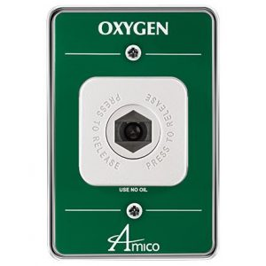 Amico Oxygen Console Outlet
