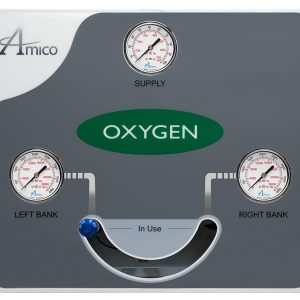 Amico Oxygen Header Bar