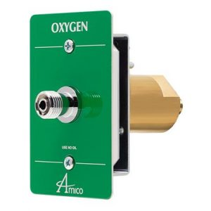 Amico Oxygen Retractable Ceiling Column Outlet