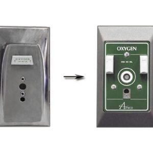 Amico Oxygen Retrofit Outlet