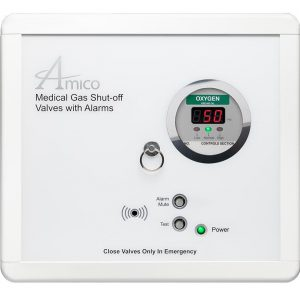 Amico Single Alarm Valve Combo Unit with 1 inch Valve