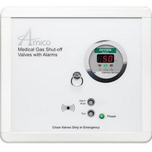 Amico Single Alarm Valve Combo Unit with 2.5 inch Valve