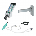 belmed-dental-flowmeter-pc-7-with-8-swivel-arm-scavenger-f402