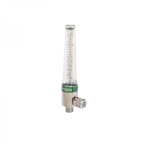 Western Medical FM107 Oxygen Flowmeter 0.5-15 LPM Adjustable Flow