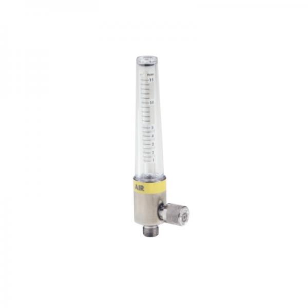 Western Medical FM609 Medical Air Flowmeter 0.5-15 LPM Adjustable Flow