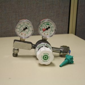 Western Medical Pediatric Oxygen Flow Control Regulator