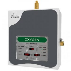 Amico Automatic Dome Loaded Digital Manifold  M4D-DL-HH-S-OXY