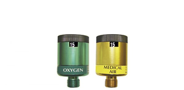 Amico Oxygen Flowmeter FMO-25U-PB-D
