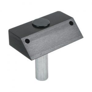 Belmed Dental PC-7 Top Mount Block and Stud Adapter to Fraser, Matrx MDM or RA Flowmeter, 5100-0008