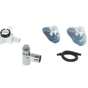 """Belmed Dental Flowmeter """"Y"""" Selector Valve Package, F950"""