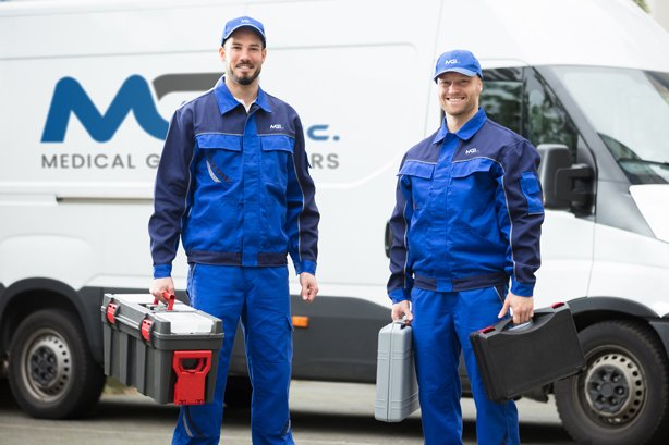 Medical Gas Verification & Certification Services