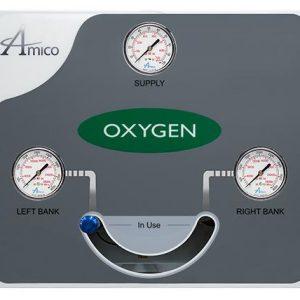 Amico Economy Manifold M3EC-S-HH-U-OXY