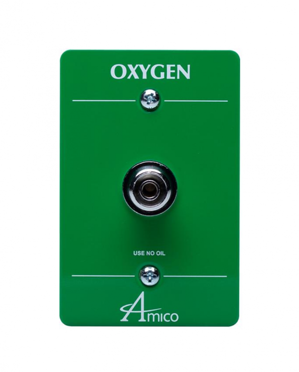 Amico DISS Wall Oxygen Outlet