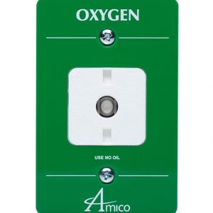 Amico Wall Outlet, Ohmeda